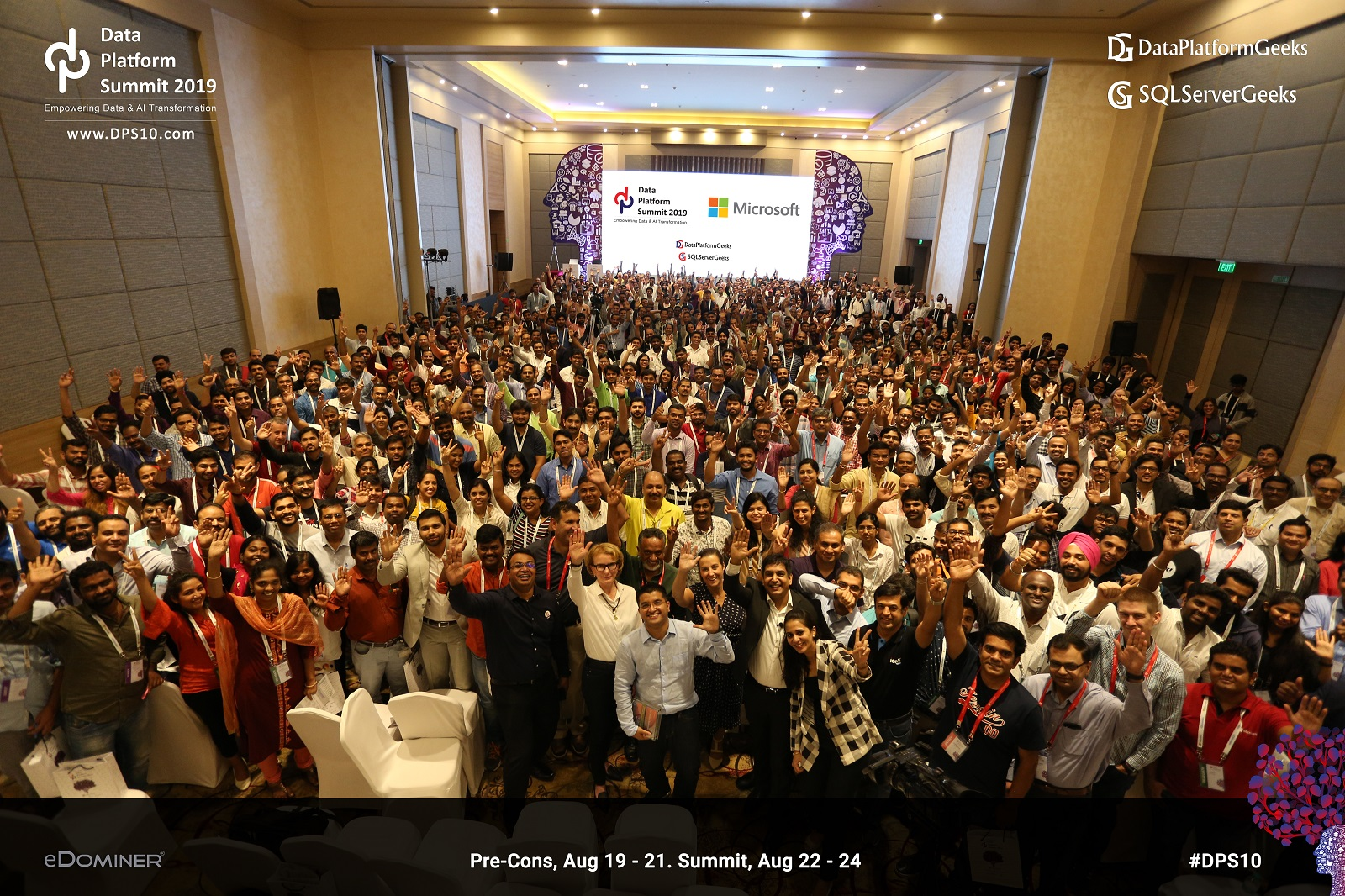 Data Platform Summit 2019 Group Photo